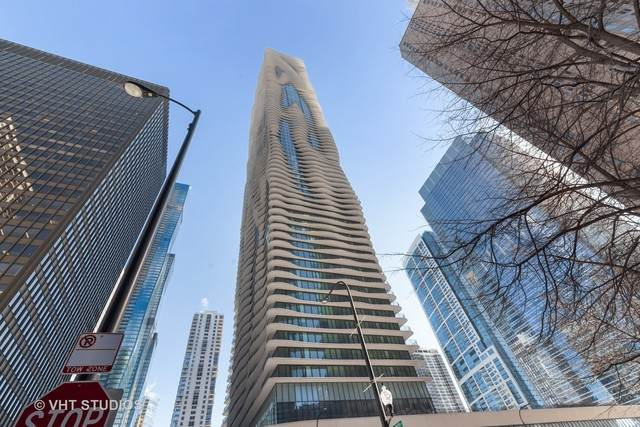 225 N Columbus Drive #6804, Chicago, IL 60601 (MLS #10631536) :: Property Consultants Realty