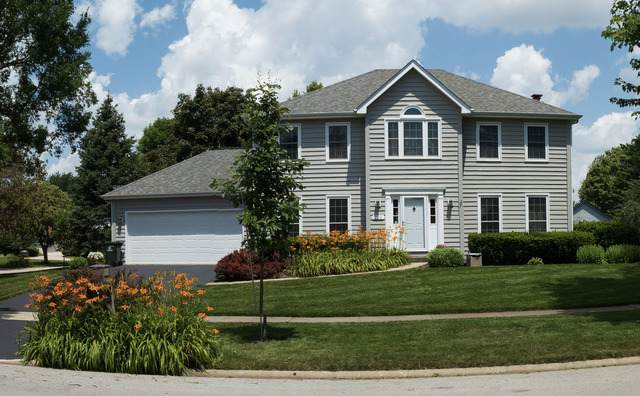 299 Winding Creek Drive, Naperville, IL 60565 (MLS #10631625) :: BN Homes Group
