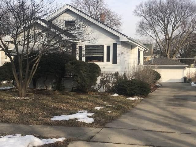 305 S Yale Avenue, Villa Park, IL 60181 (MLS #10631714) :: Angela Walker Homes Real Estate Group