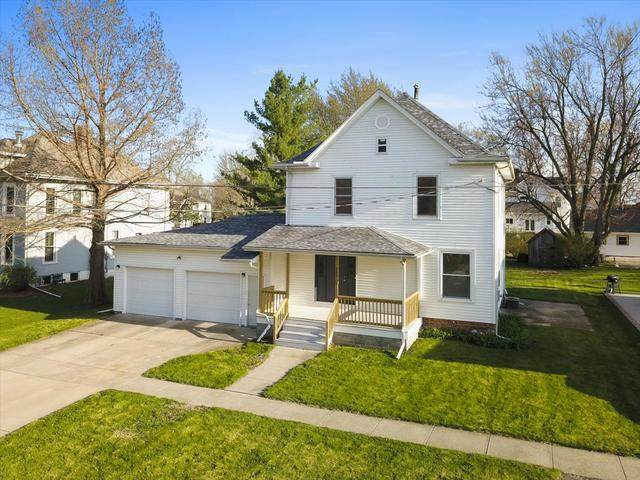 380 E Second Street, El Paso, IL 61738 (MLS #10632221) :: BN Homes Group