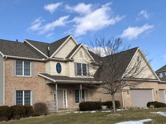 8 Treyburn Court, Bloomington, IL 61704 (MLS #10632612) :: John Lyons Real Estate