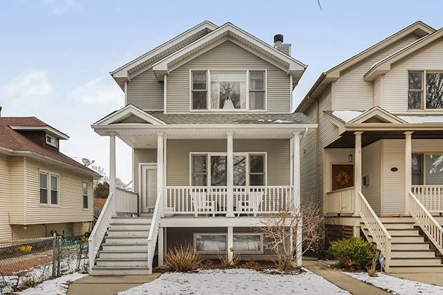 3733 N Troy Street, Chicago, IL 60618 (MLS #10632722) :: Property Consultants Realty