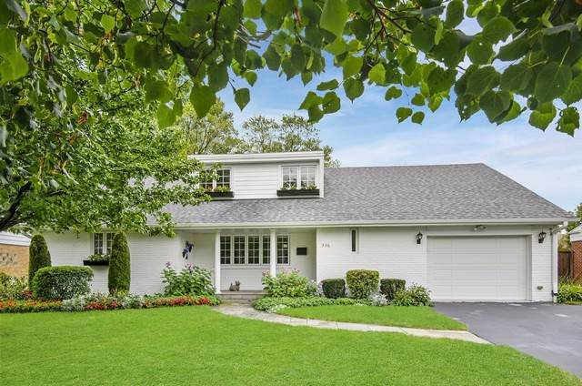 336 Dickens Street, Northfield, IL 60093 (MLS #10633285) :: Helen Oliveri Real Estate