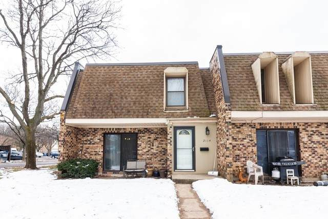 2114 Country Club Drive 22-1H, Woodridge, IL 60517 (MLS #10633502) :: Property Consultants Realty