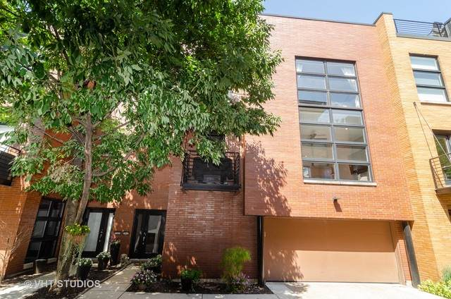 1767 N Hoyne Avenue L, Chicago, IL 60647 (MLS #10633970) :: Baz Network   Keller Williams Elite