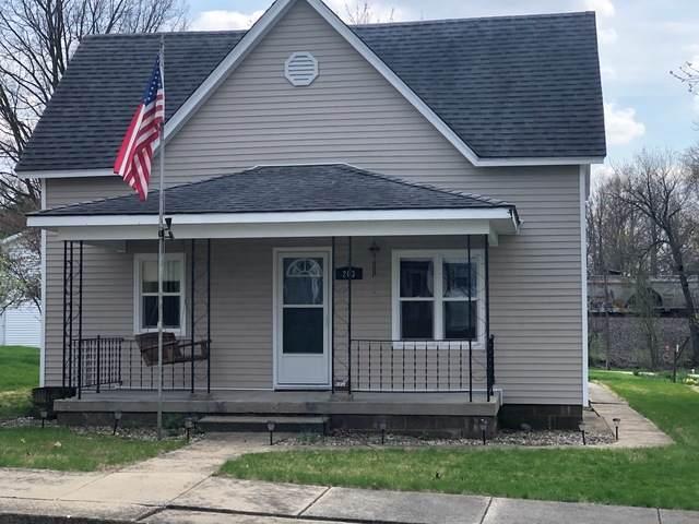 203 E Byron Street, SIDNEY, IL 61877 (MLS #10634226) :: Littlefield Group