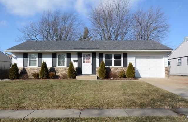 812 Robinson Avenue, Streamwood, IL 60107 (MLS #10635095) :: Ani Real Estate