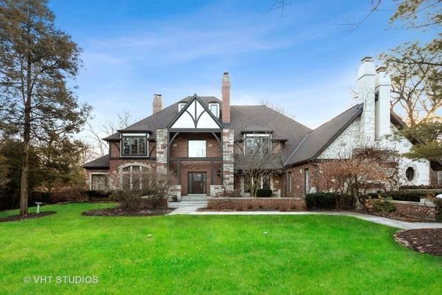 705 Mckinley Lane, Hinsdale, IL 60521 (MLS #10635292) :: John Lyons Real Estate