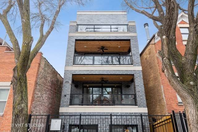 1420 N Bosworth Avenue #1, Chicago, IL 60642 (MLS #10636518) :: Helen Oliveri Real Estate