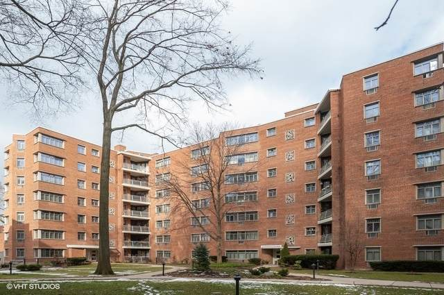 1862 Sherman Avenue 3SE, Evanston, IL 60201 (MLS #10636673) :: Property Consultants Realty