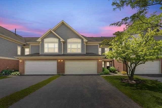 295 Manor Drive 6-4C, Buffalo Grove, IL 60089 (MLS #10637133) :: Baz Network | Keller Williams Elite