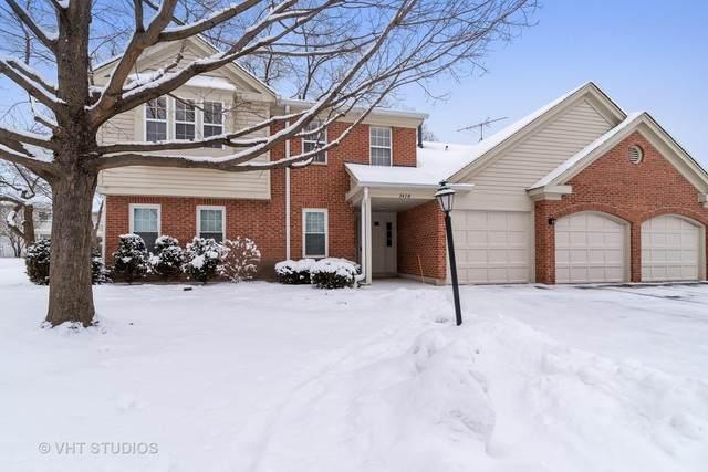 1410 Aldgate Court A1, Wheeling, IL 60090 (MLS #10637447) :: Helen Oliveri Real Estate