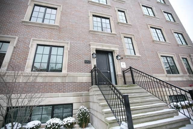 647 W Aldine Avenue 2W, Chicago, IL 60657 (MLS #10637568) :: Helen Oliveri Real Estate