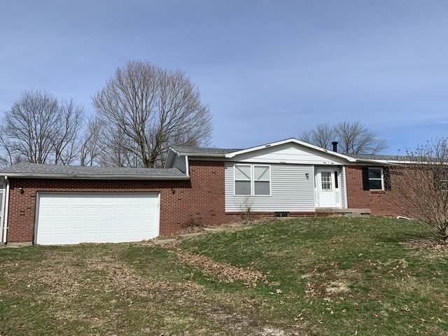 508 N Henson Road, VILLA GROVE, IL 61956 (MLS #10638066) :: Ryan Dallas Real Estate
