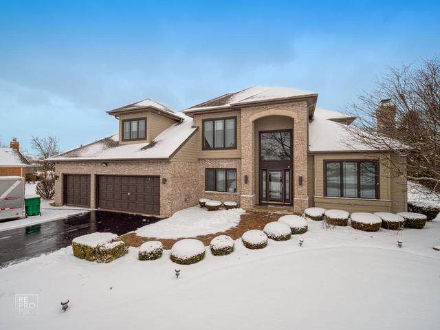 12634 Lake View Drive, Orland Park, IL 60467 (MLS #10638081) :: Century 21 Affiliated