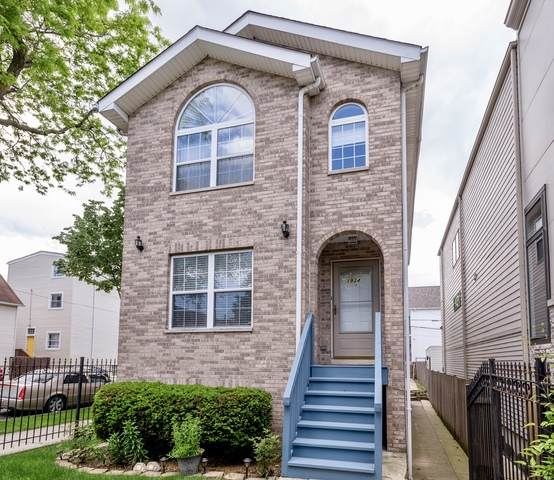 1934 N Albany Avenue, Chicago, IL 60647 (MLS #10638269) :: The Wexler Group at Keller Williams Preferred Realty