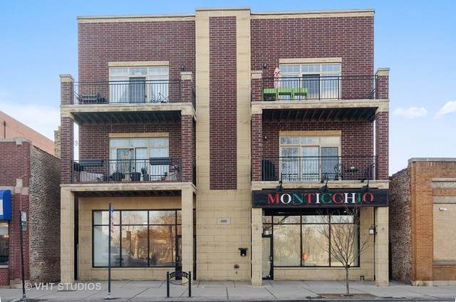 4880 N Clark Street 3-C, Chicago, IL 60640 (MLS #10639181) :: Property Consultants Realty