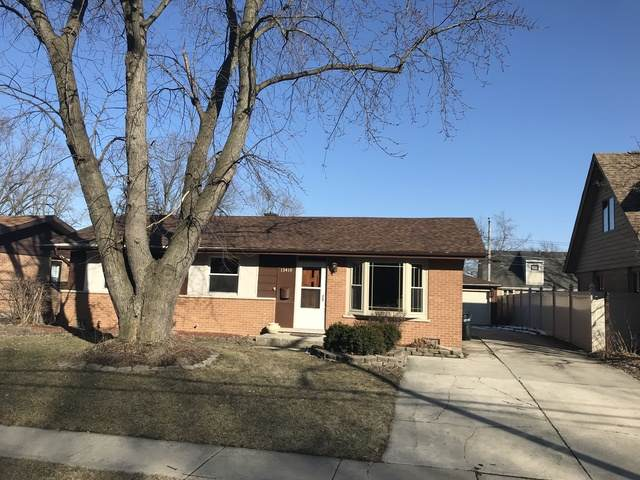 13419 Central Avenue, Crestwood, IL 60418 (MLS #10639691) :: Century 21 Affiliated