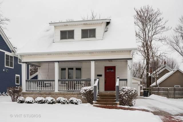 328 Jackson Avenue, Libertyville, IL 60048 (MLS #10639733) :: Baz Network | Keller Williams Elite