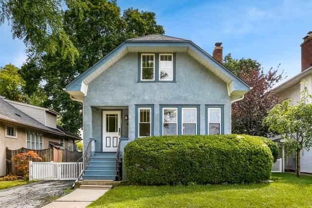 207 N Stone Avenue, La Grange, IL 60525 (MLS #10639927) :: The Wexler Group at Keller Williams Preferred Realty