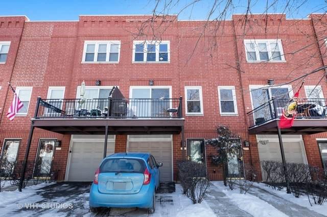 1833 W Oakdale Avenue C, Chicago, IL 60657 (MLS #10640097) :: John Lyons Real Estate