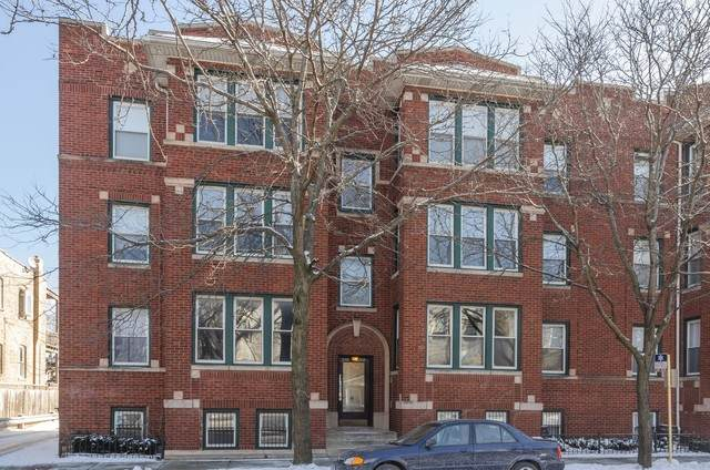2309 N Kimball Avenue #1, Chicago, IL 60647 (MLS #10640280) :: Property Consultants Realty