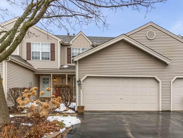 1488 Foxcroft Drive, Aurora, IL 60506 (MLS #10640477) :: Property Consultants Realty