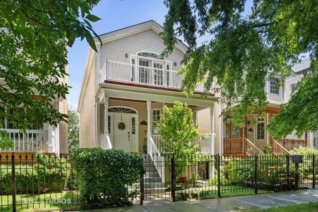 3029 N Leavitt Street, Chicago, IL 60618 (MLS #10640545) :: John Lyons Real Estate