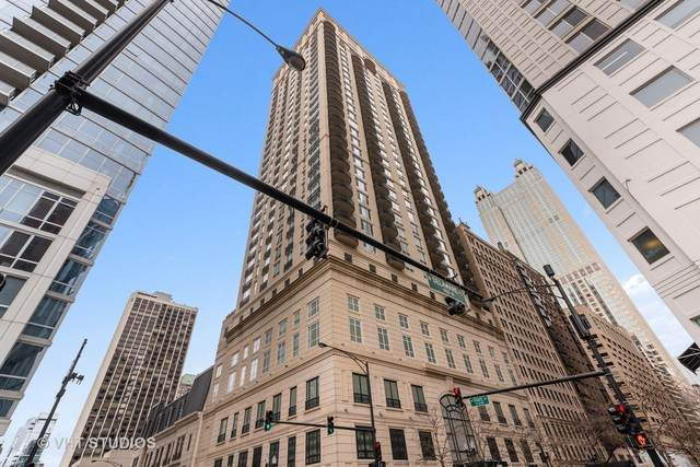 10 E Delaware Place 23A, Chicago, IL 60611 (MLS #10640892) :: Property Consultants Realty