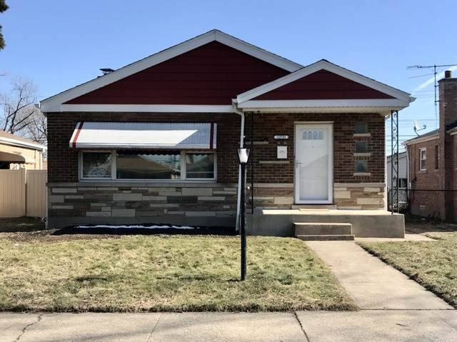 12731 S Justine Street, Calumet Park, IL 60827 (MLS #10641634) :: Touchstone Group