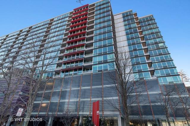 800 Elgin Road #1005, Evanston, IL 60201 (MLS #10641837) :: Property Consultants Realty