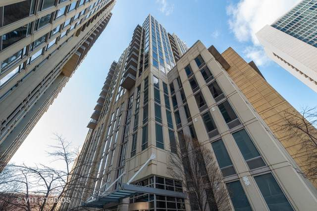 720 N Larrabee Street #1709, Chicago, IL 60654 (MLS #10642043) :: Property Consultants Realty