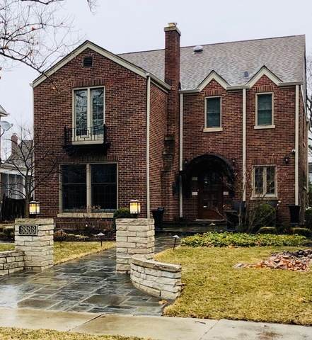 3833 Woodland Avenue, Western Springs, IL 60558 (MLS #10642271) :: Property Consultants Realty