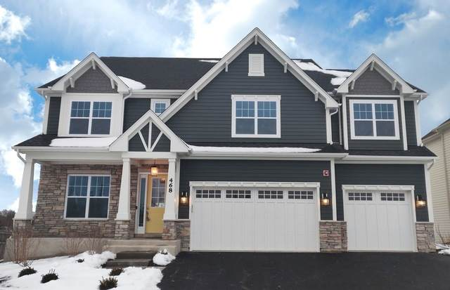 468 Woodland Chase Lane, Vernon Hills, IL 60061 (MLS #10642680) :: The Wexler Group at Keller Williams Preferred Realty