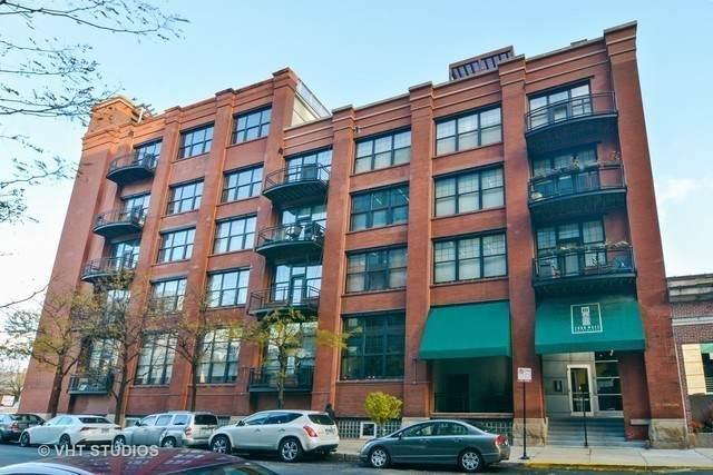 1000 W Washington Boulevard #502, Chicago, IL 60607 (MLS #10643720) :: John Lyons Real Estate