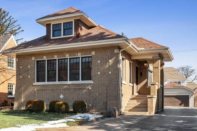 599 S Prospect Avenue, Elmhurst, IL 60126 (MLS #10643829) :: Angela Walker Homes Real Estate Group