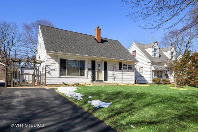 710 S Highland Avenue, Arlington Heights, IL 60005 (MLS #10643843) :: Touchstone Group