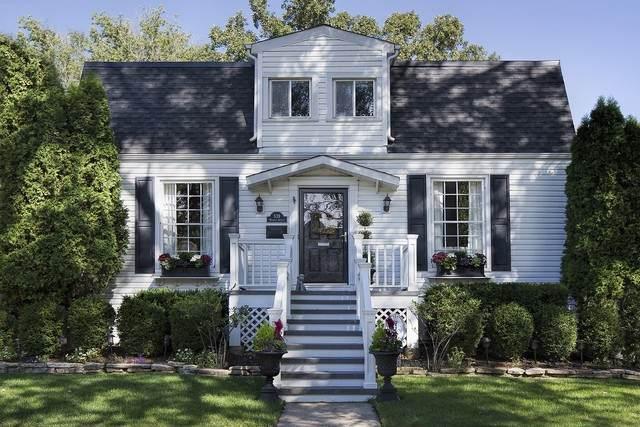 539 Melrose Avenue, Kenilworth, IL 60043 (MLS #10643868) :: John Lyons Real Estate