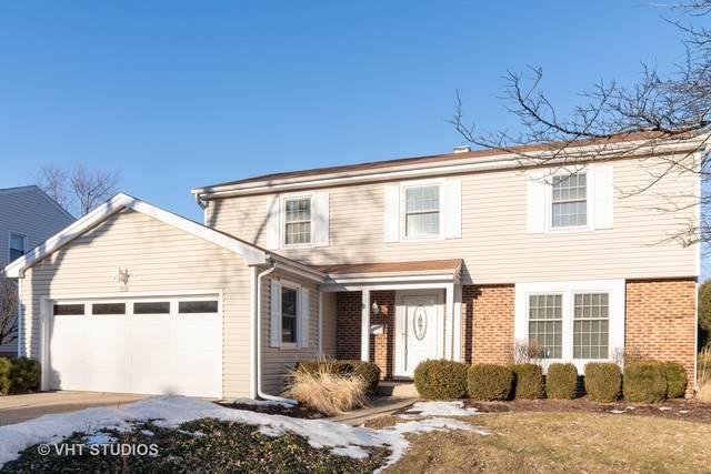 908 Knightsbridge Lane, Schaumburg, IL 60195 (MLS #10644028) :: John Lyons Real Estate