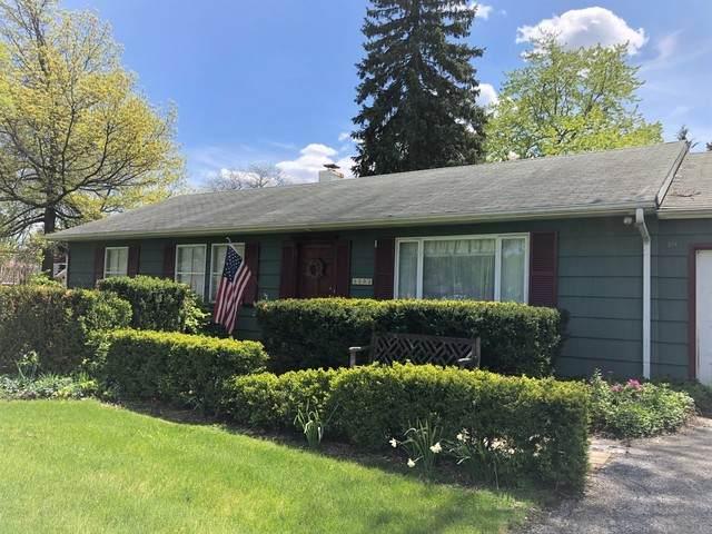 5802 S Thurlow Street, Hinsdale, IL 60521 (MLS #10644043) :: Helen Oliveri Real Estate