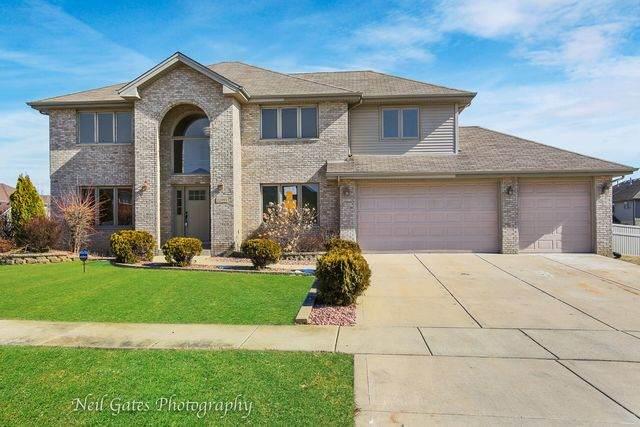 22991 Farm Trace Drive, Richton Park, IL 60471 (MLS #10644106) :: John Lyons Real Estate