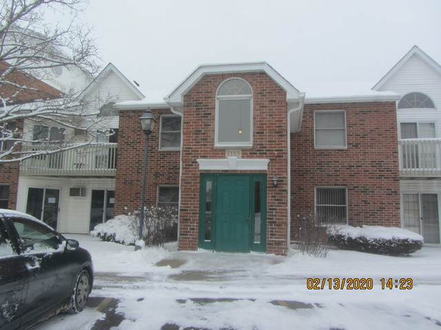 1355 Cunat Court 1A, Lake In The Hills, IL 60156 (MLS #10644405) :: Lewke Partners