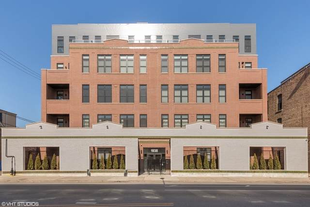 1938 W Augusta Boulevard #502, Chicago, IL 60622 (MLS #10644463) :: Baz Network | Keller Williams Elite