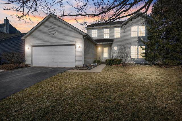 1419 Ashwood Drive, Elgin, IL 60123 (MLS #10644479) :: Touchstone Group