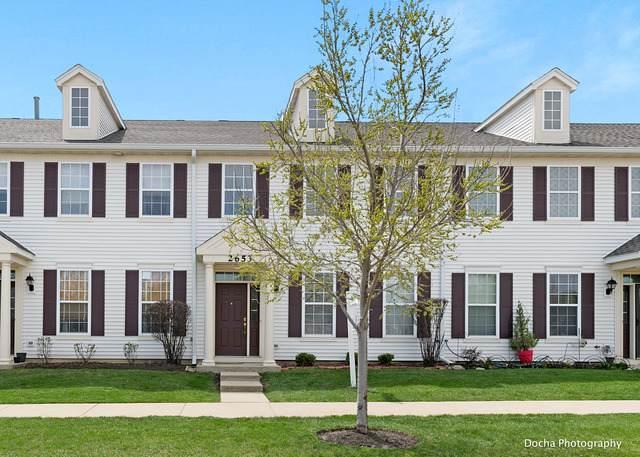 2653 Hillsboro Boulevard, Aurora, IL 60503 (MLS #10644495) :: Helen Oliveri Real Estate