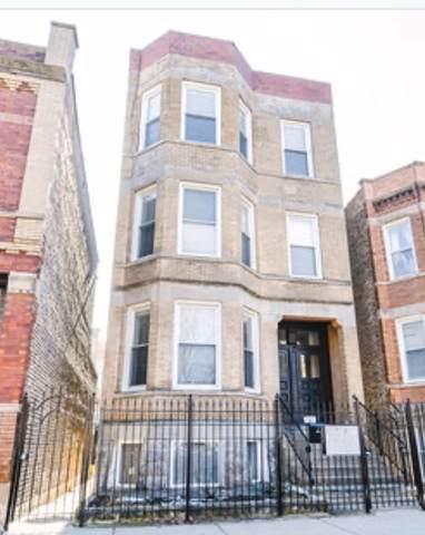 2503 W Walton Street, Chicago, IL 60622 (MLS #10645057) :: Janet Jurich