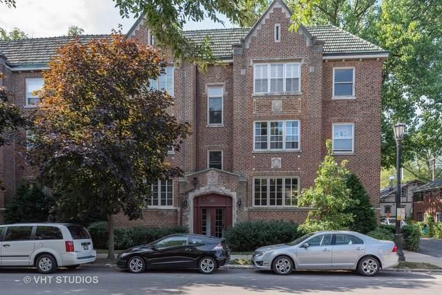 1222 Central Street 1W, Evanston, IL 60201 (MLS #10645084) :: John Lyons Real Estate