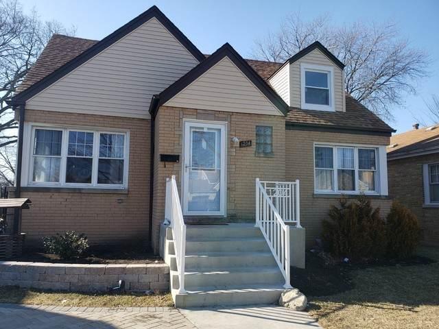1204 Kemman Avenue, La Grange Park, IL 60526 (MLS #10645175) :: Janet Jurich
