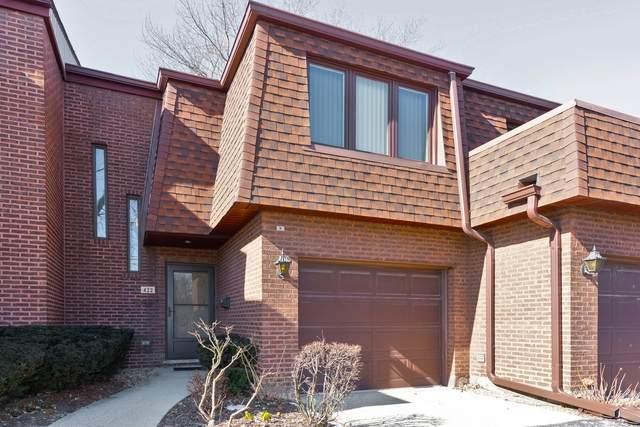 422 S Dee Road, Park Ridge, IL 60068 (MLS #10645265) :: Janet Jurich