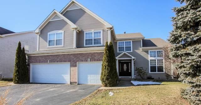610 Lake Cornish Way, Algonquin, IL 60102 (MLS #10645501) :: Angela Walker Homes Real Estate Group